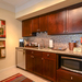 Apartments in Tampa have a demonstration kitchen
