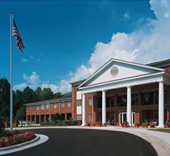 Senior living community in Greensboro