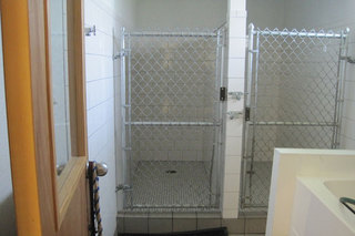 Animal kennels at kenmore hospital