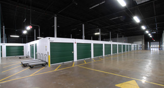 Self storage in Lisle units