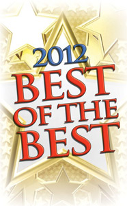 Best of the best award for senior living