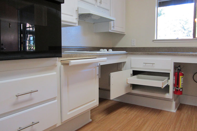 Office space available for residents at Pleasant Hill