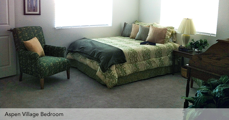Lvt bedroom captioned