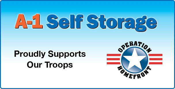 Op homefront logo A-1 Self Storage