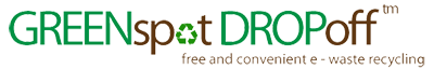 Green Spot Drop Off Logo