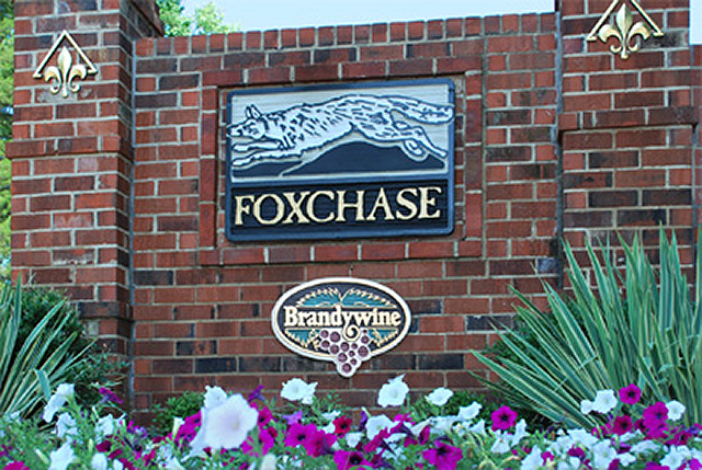 Welcome to Brandywine and Foxchase Apartments, Richmond West End