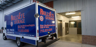 Bullseye moving truck