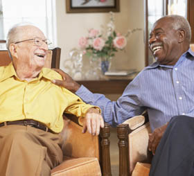 Current residents of senior apartments in Kent