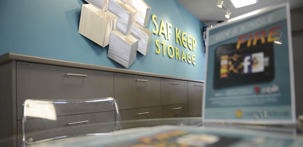 Client desk sks storage management