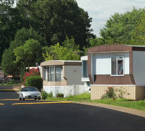 Bull Run Mobile Home Community in Centreville, VA | A J