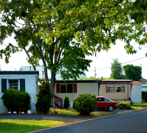 Looking for a mobile home community in Fairfax?
