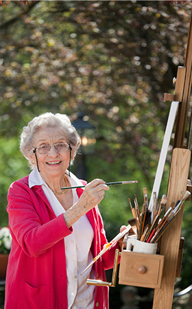 Keep up to date with what's going on at senior apartments in Kent