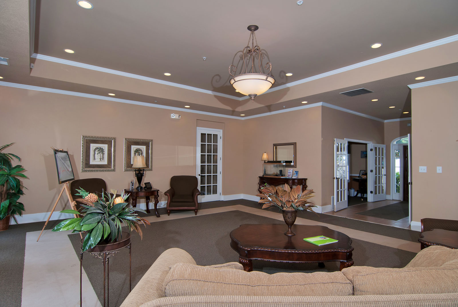 Visit apartments in Dallas leasing center for more information