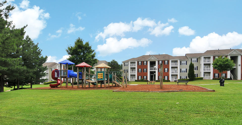 Apartments in Acworth with a playground