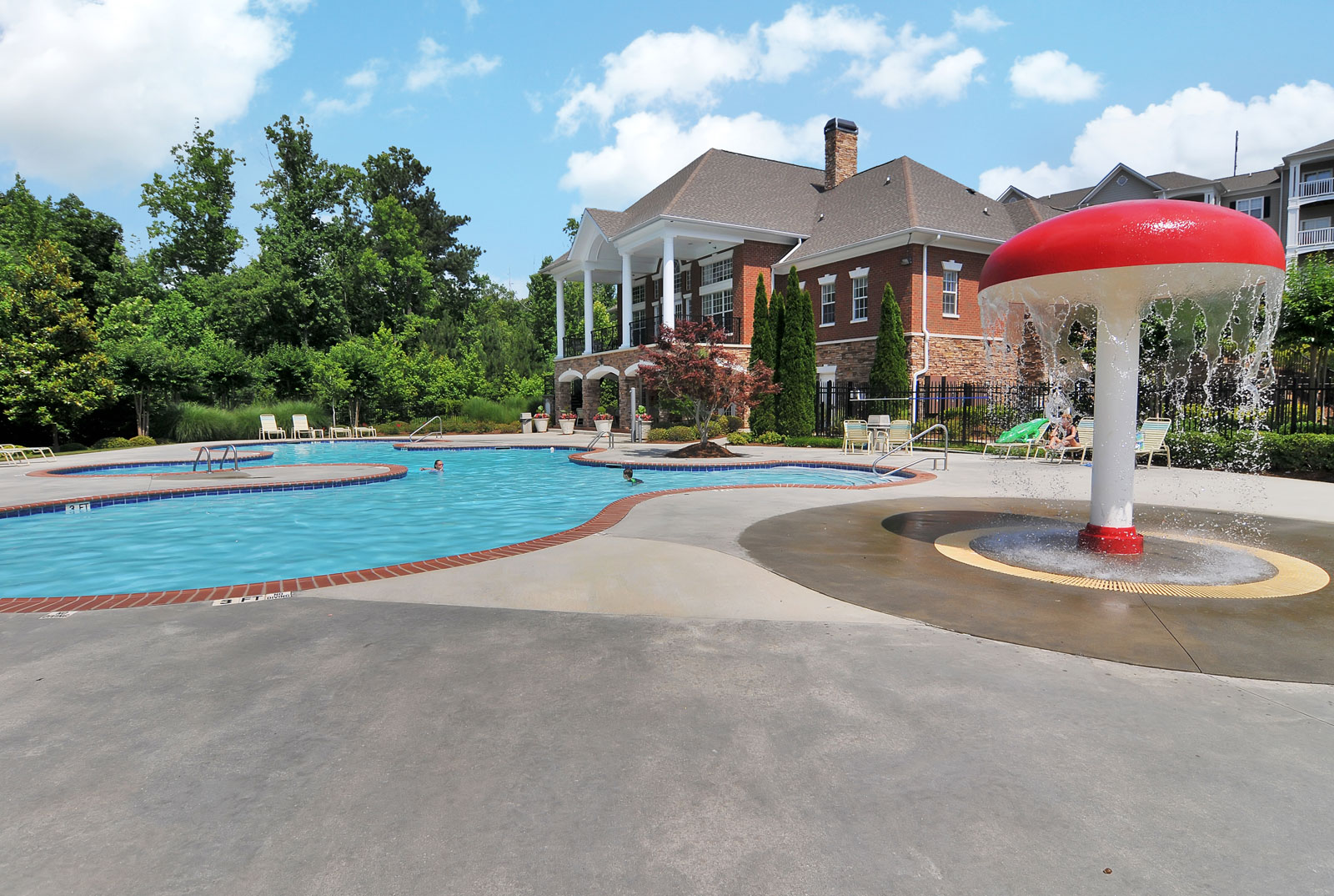 Buford apartments swimming pool