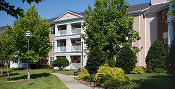 Senior living at a Kisco community