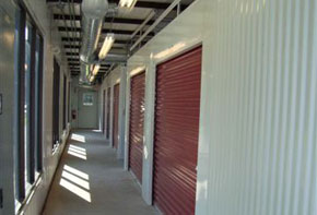 Self Storage Units in Huntsville