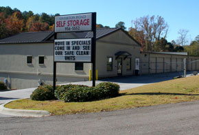 Directions to Overton Road Self Storage