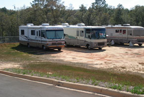 Rv Storage in Crestview, FL