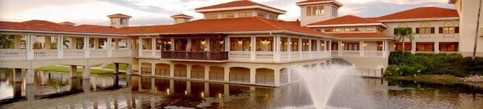 Palm beach gardens luxury senior living facility