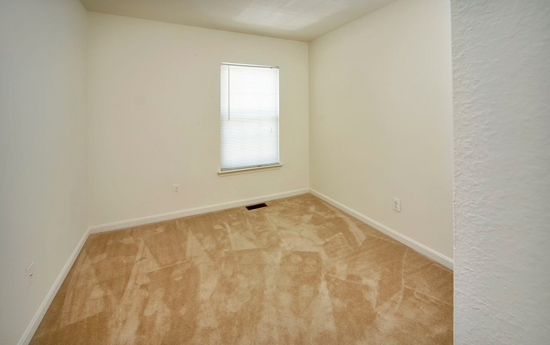 Large bedrooms at apartments in Chester VA