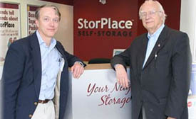 Managing partners at Storeplace Self Storage