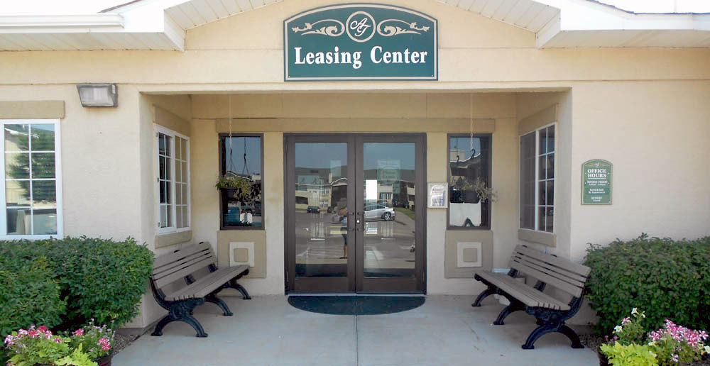 Apartments in guymon leasing center