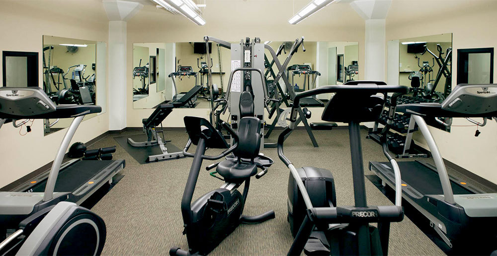 Fitness equipment lofts in little rock