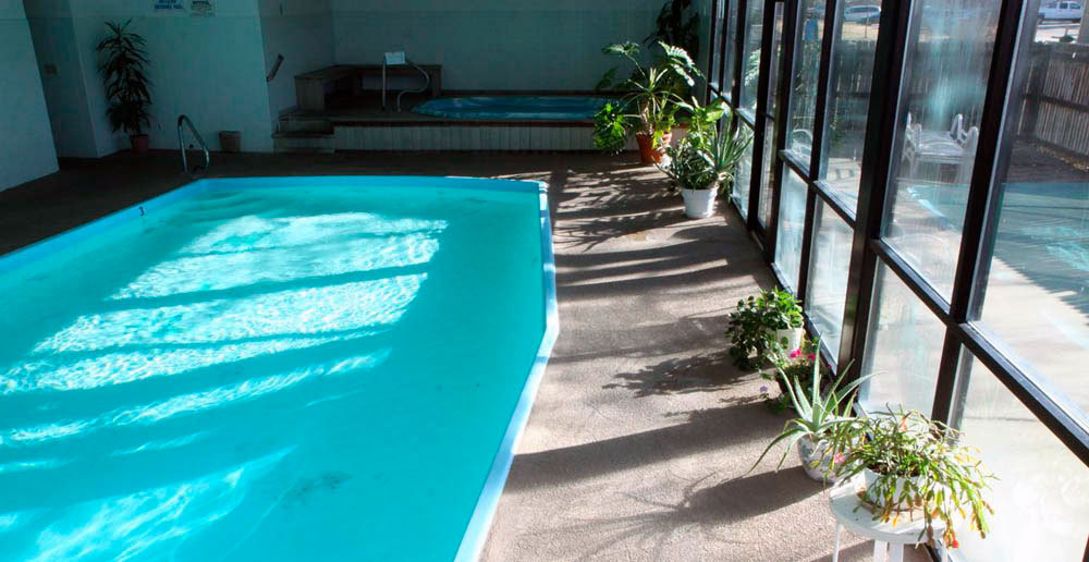 Indoor swimming pool apartments in canon city