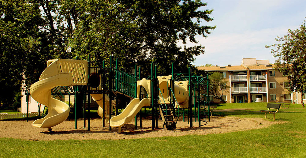 Playground burnsville apartments