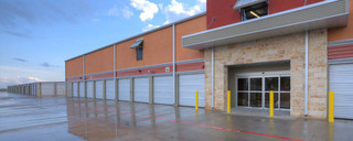 Self storage facility new braunfels