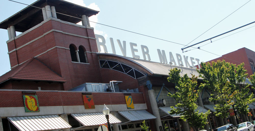 Lofts by river market in little rock
