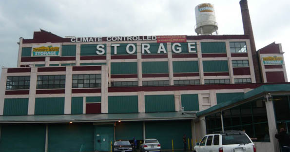 Climate controlled self storage in Brooklyn