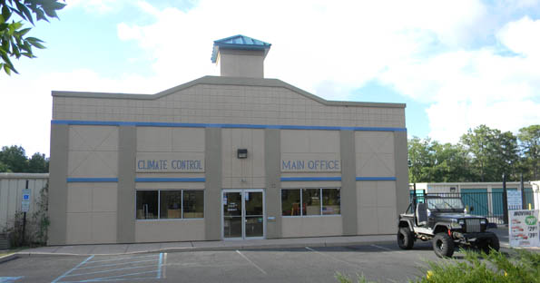 Welcome to self storage in Lakewood