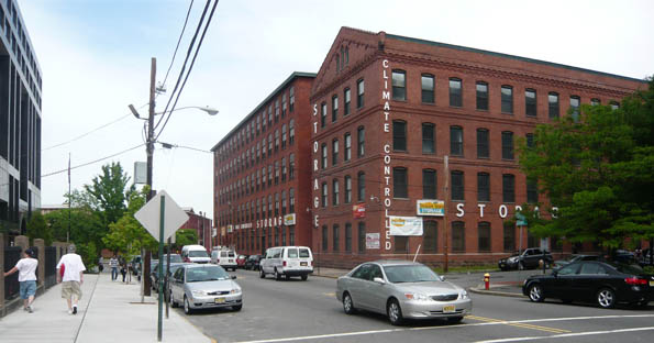 Self storage in Paterson