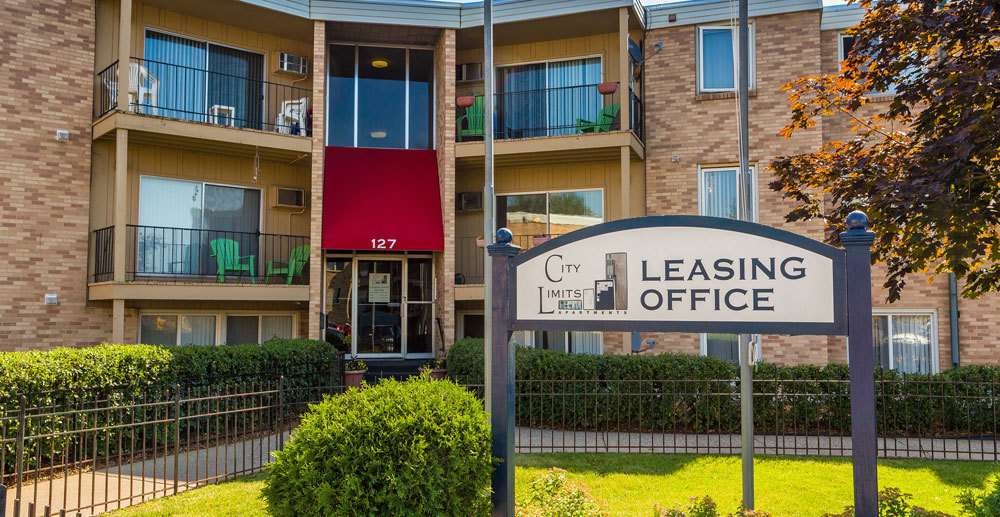 City limits apartments leaseing office