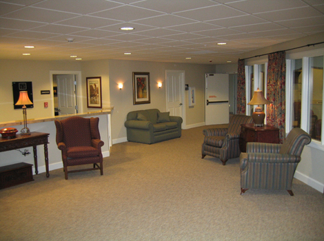 Open design of assisted living in Grand Junction CO