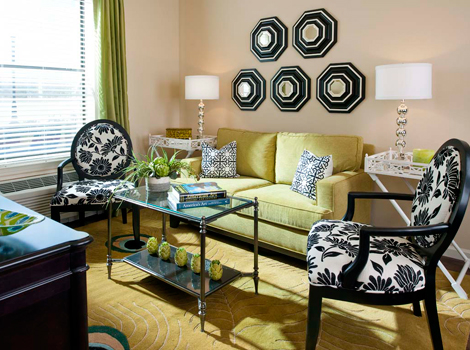 Modern design of Bryan assisted living TX