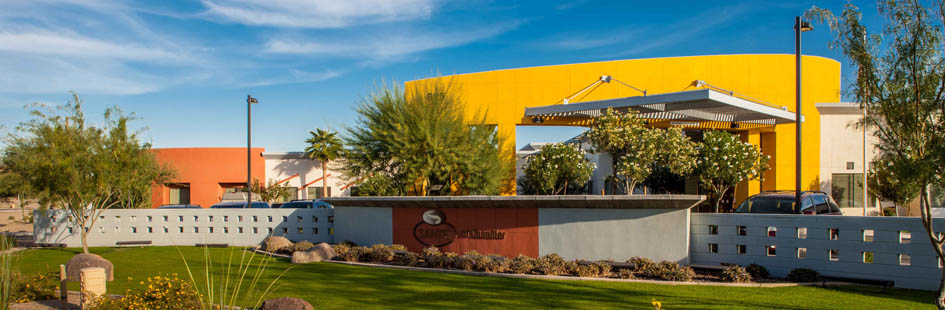 Chandler arizona senior living