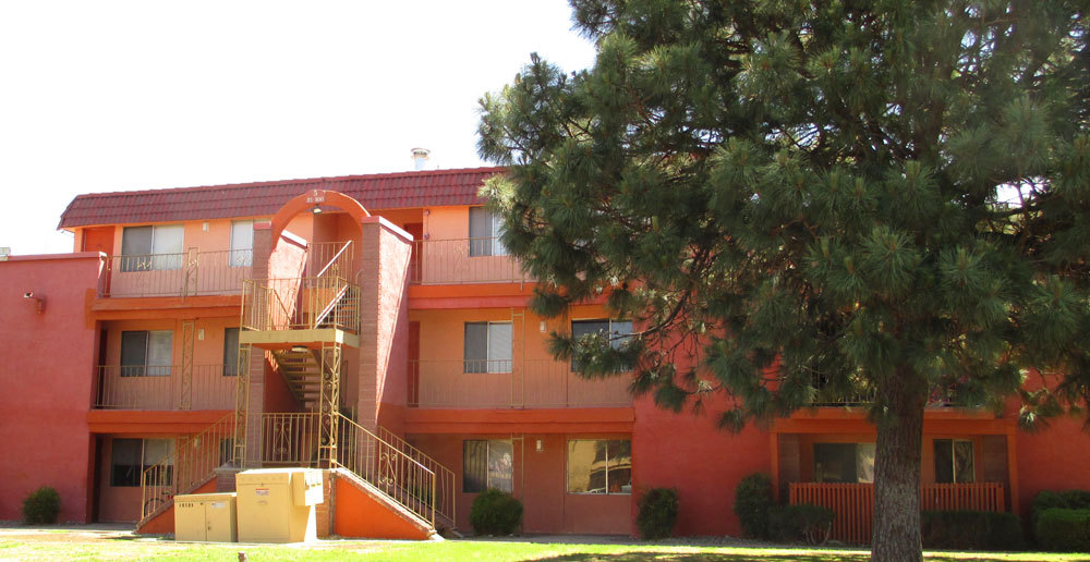 Section 8 apartments in albuquerque