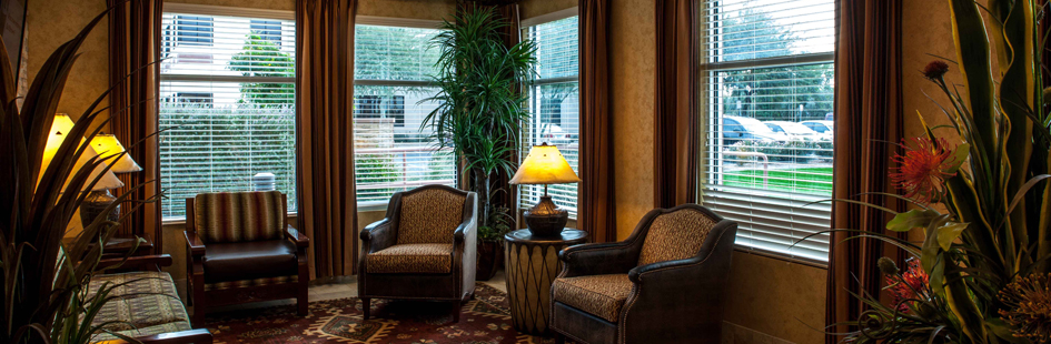 Comfortable furnishings at senior living in Mesa AZ