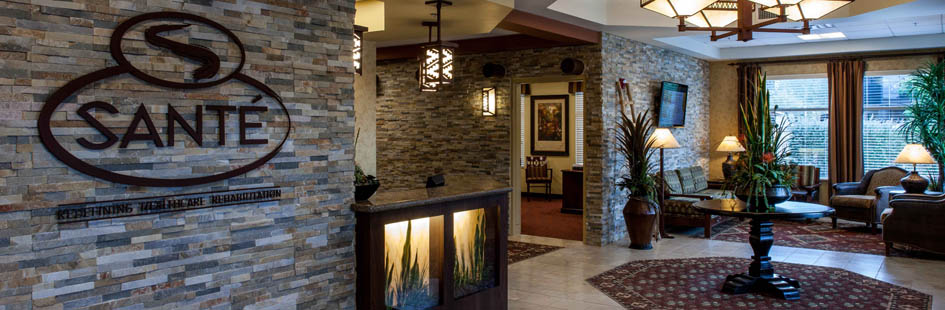 Spacious design of Mesa assisted living
