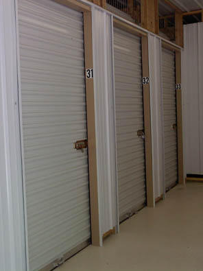 About Our Self Storage Facilities
