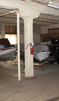 Boat storage in Hammond