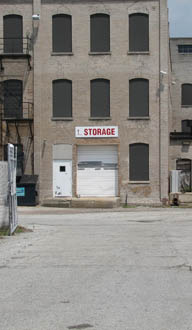 Map & directions to self storage in Hammond