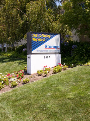 Choosing a self storage unit in the bay area