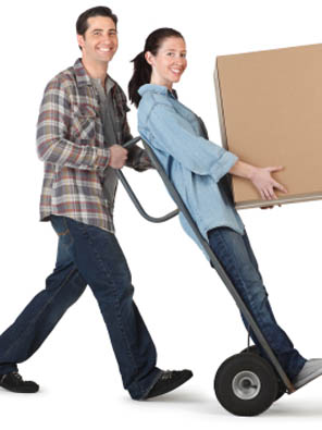 Moving checklist for Castro Valley storage units