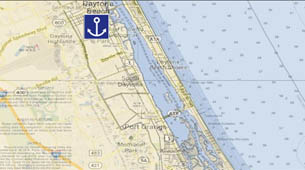 Directions to Aquamarina Daytona