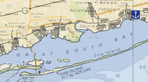 Directions to Aquamarina Sunset Harbour