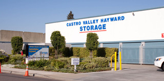Castro valley storage
